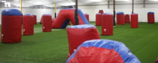 Midwest Paintball Opens Premier Indoor Paintball Field!