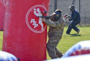 Paintball Netting, Paintball Equipment, Paintball Pole Systems